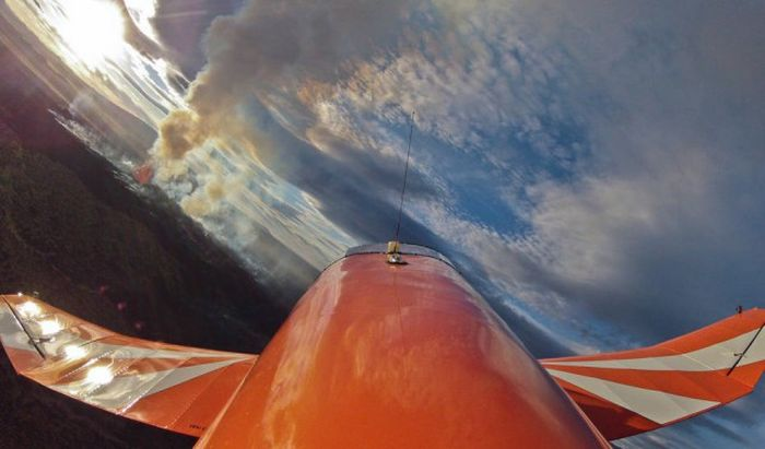 Pictures That You Could Only Get With A GoPro
