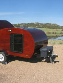 Who Wouldn't Want To Go Camping In This Trailer?