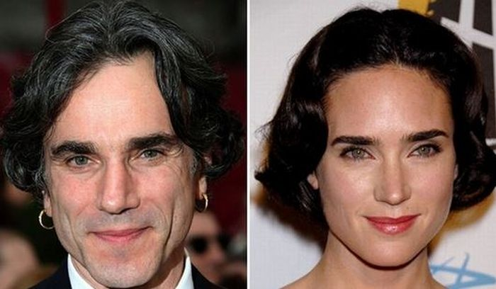 17 Male And Female Celebrities Who Look Eerily Similar