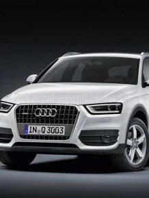 Audi Q3 RS