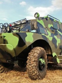 The Most Pimped Out Military Vehicle There Is