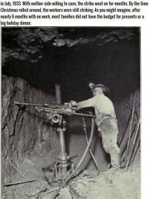 Christmas Eve And The Michigan Mining Tragedy Of 1933