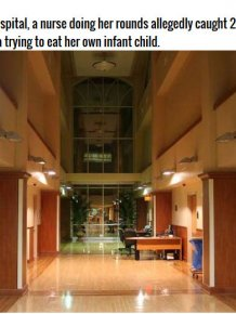 This Chinese Mother Went Psycho And Tried To Eat Her Baby