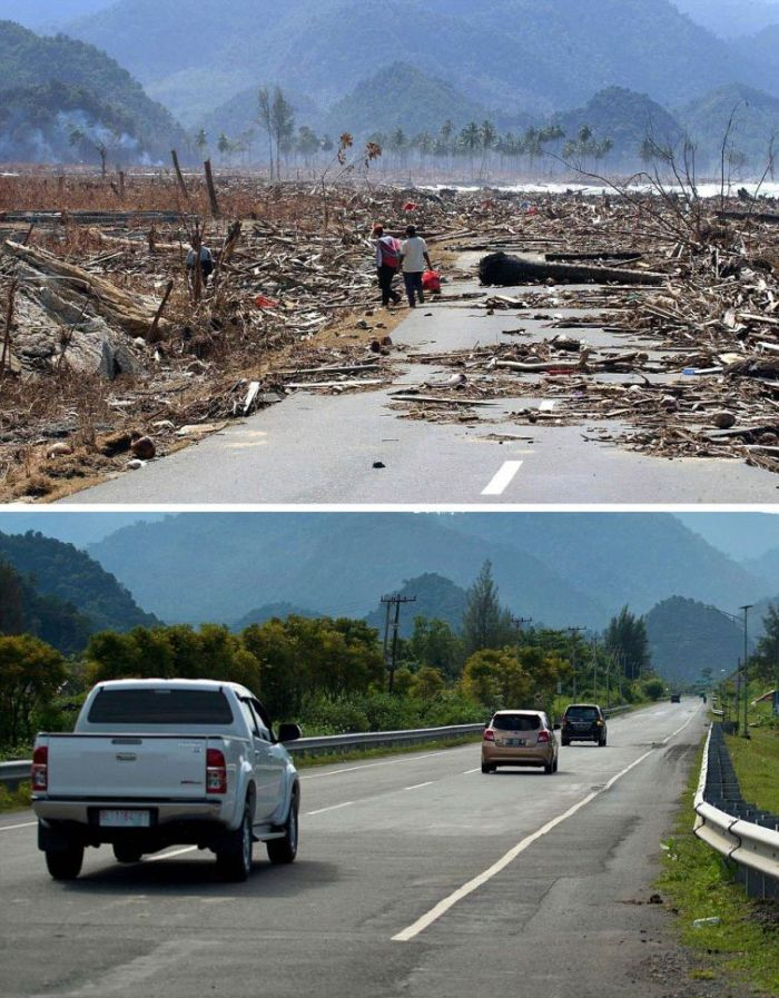 Indonesia Has Been Rebuilt