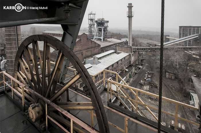 Looking Back At Humanity's Industrial Heritage