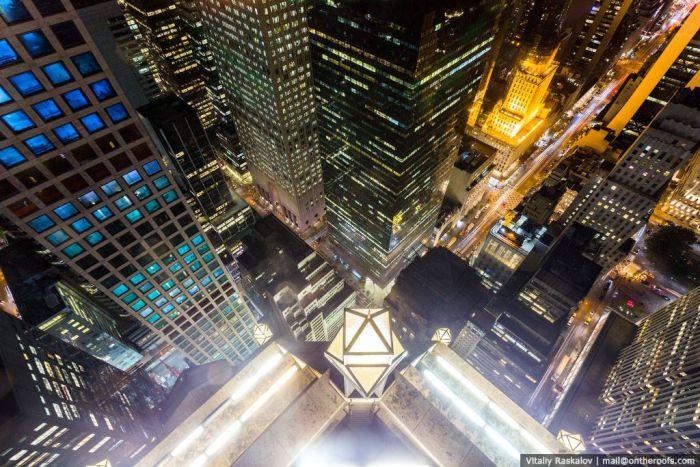 A Bird's Eye View Of New York City