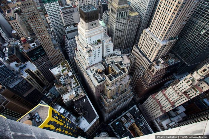 A Bird's Eye View Of New York City