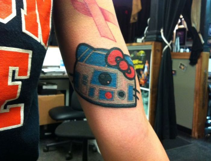 The Coolest Star Wars Tattoos This Galaxy Has To Offer