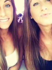 Hot twin girls