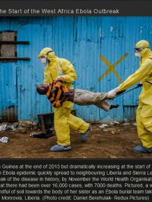 The Most Important World Events Of 2014 In Pictures