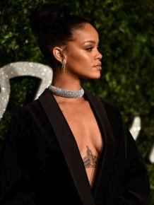 The Best Shots Of Celebrity Side Boob From 2014