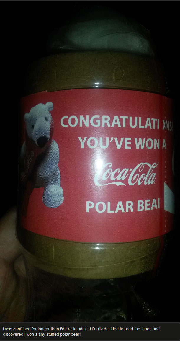 This Coke Comes With A Special Surprise