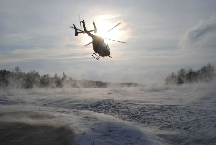 Epic Shots Of Airplanes And Helicopters In Action