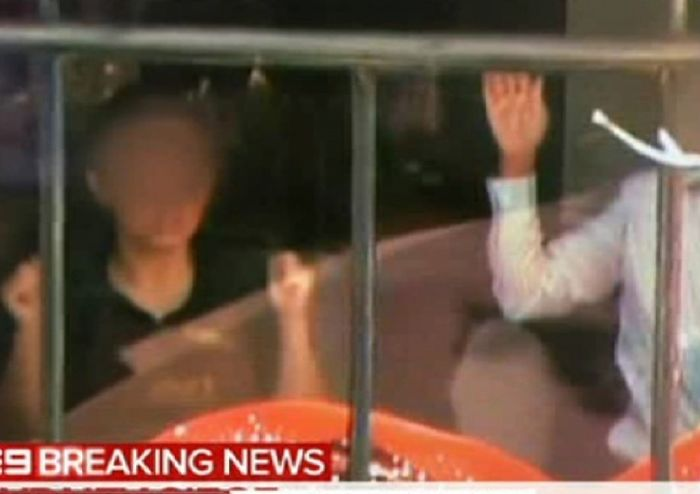 Photos From The Hostage Situation In Sydney