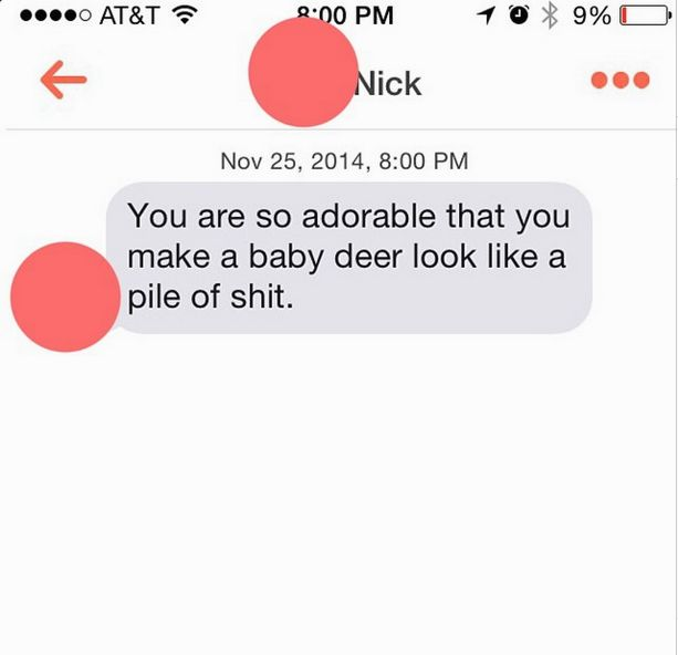 Messages That Show Tinder Can Be A Total Nightmare