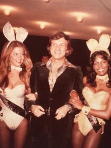 Hugh Hefner Has One Hell Of A Life