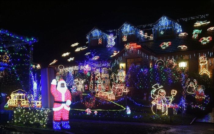 This Is The Season For Christmas Decorations