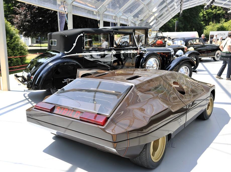 '78 Lancia Sibilo concept