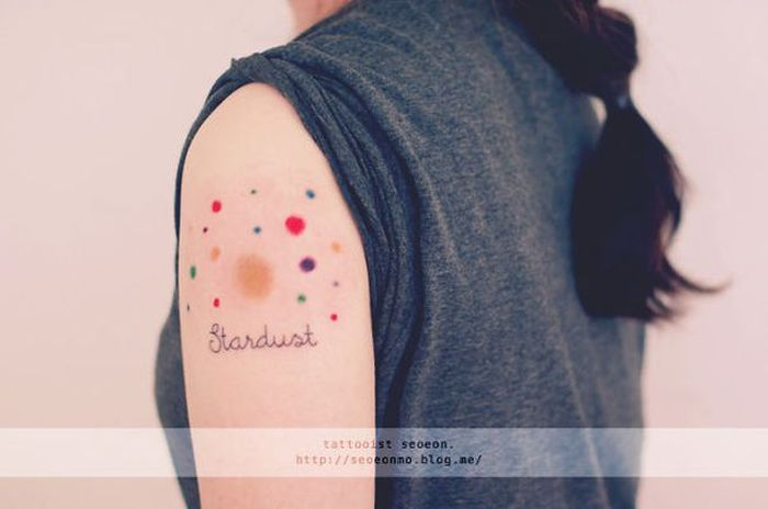 The Best Tattoo Ideas For People That Love Astronomy