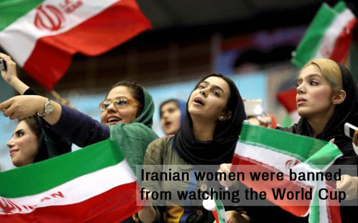 10 Things From Around The World Women Have Been Banned From