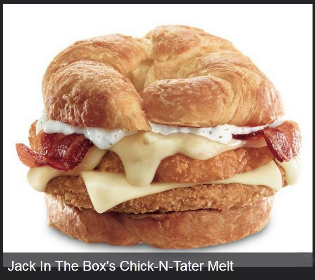 Fast Food Items That Should Have Ended Your Life In 2014, part 2014