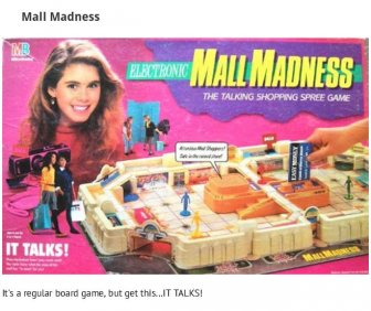 Christmas Gifts From The 90s