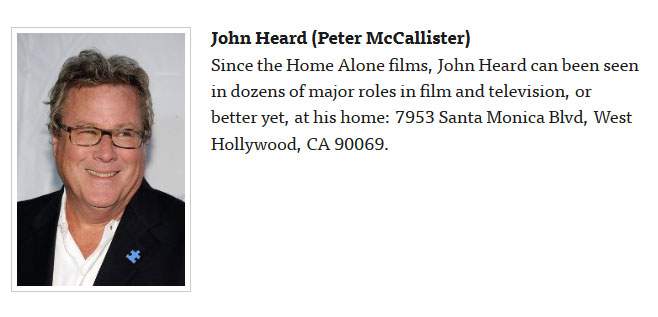 The Cast Of Home Alone, Where Are They Now?