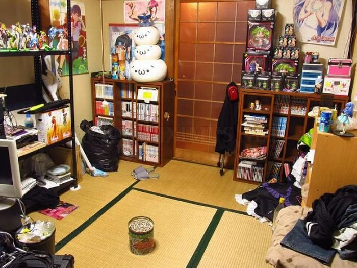 Japanese Rooms