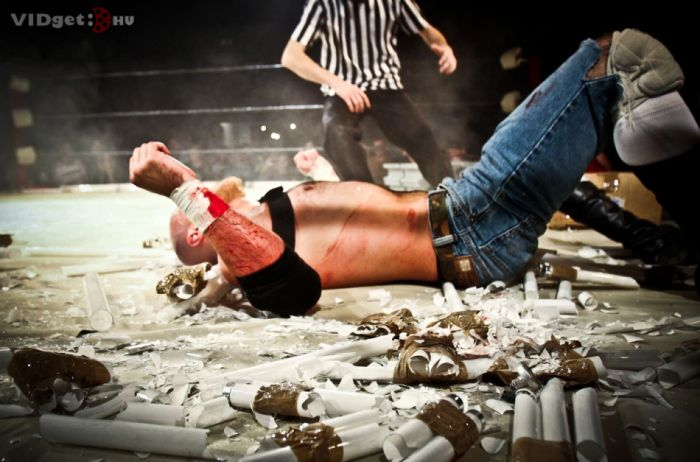 Wrestling Hardcore 25