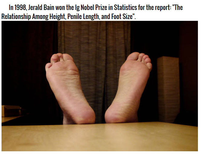 Hilarious And Strange Winners Of The 'Ig' Nobel Prize