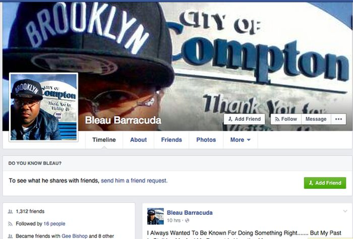 NYPD Cop Killer Posts On Instagram Before Mudering Police Officers