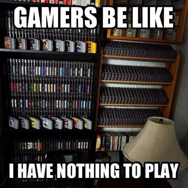 Pictures That Only Gamers Will Appreciate