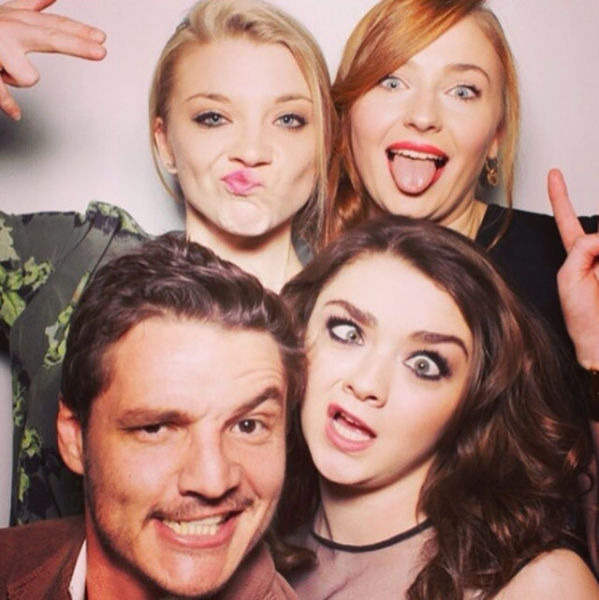 The Cast From Game Of Thrones Doing Normal Everyday Things