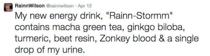 Rainn Wilson's Sense Of Humor Is Definitely Underappreciated