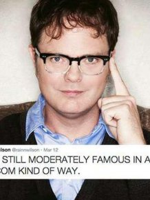 Rainn Wilson's Sense Of Humor Is Definitely Underappreciated
