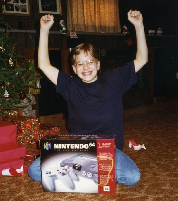 The Joy Of Getting Video Games For Christmas