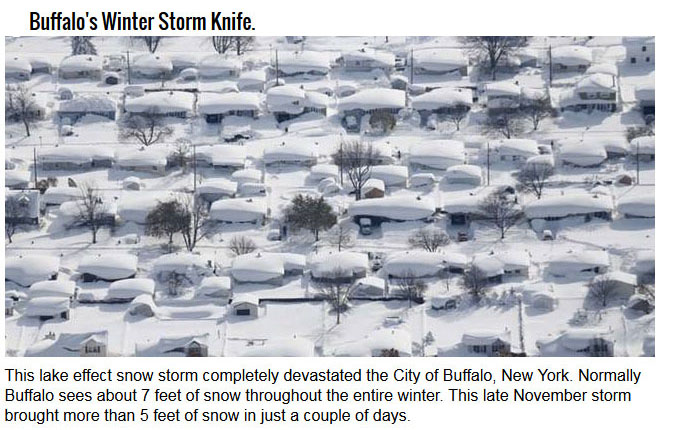 10 Winter Storms That Will Convince You To Stay Inside This Winter