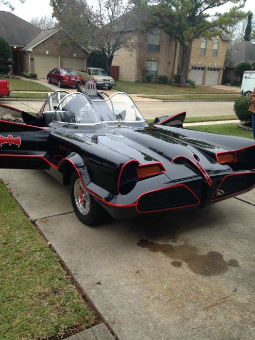 This Homemade Batmobile Is Legit