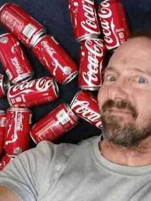 This Man Drank Ten Cans Of Coke Every Day For A Month