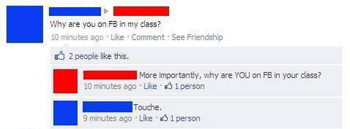 This Is Why Teachers Shouldn't Use Facebook
