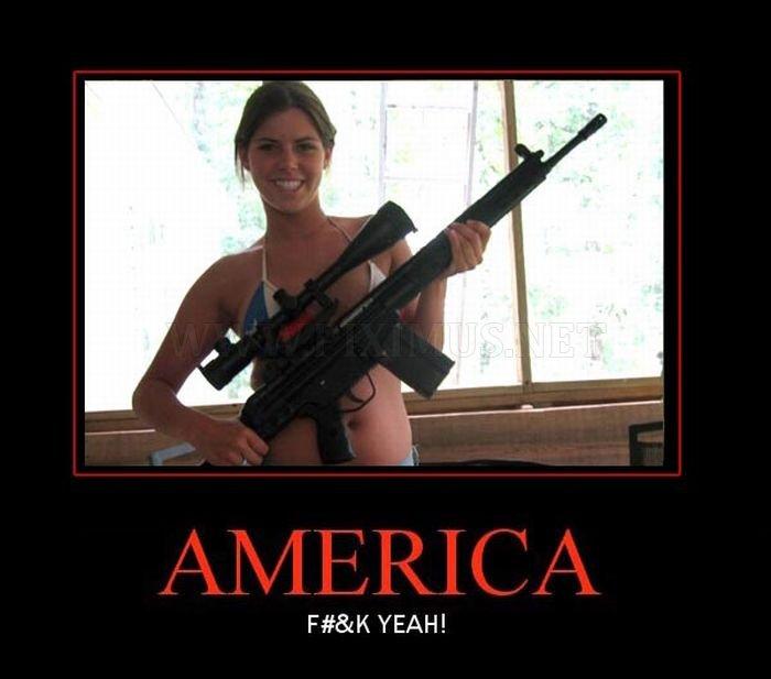 America! F*** YEAH!