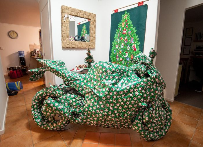 You'll Never Guess What This Christmas Present Is