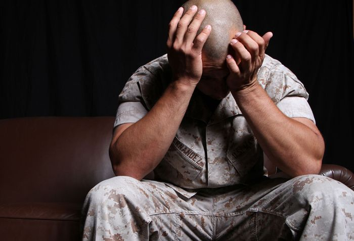 This Is What It Feels Like To Have PTSD?