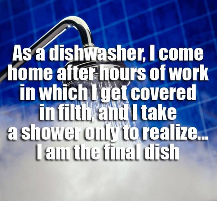 Amazing Thoughts That Could Only Happen In The Shower