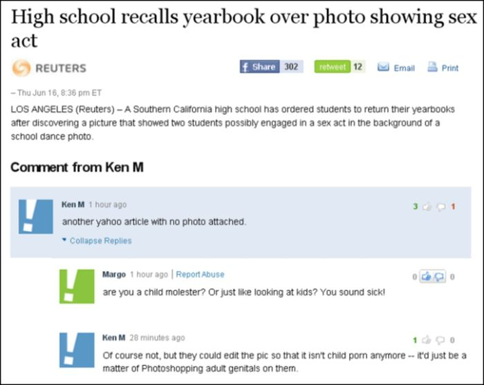Ken M Is The Master When It Comes To Trolling