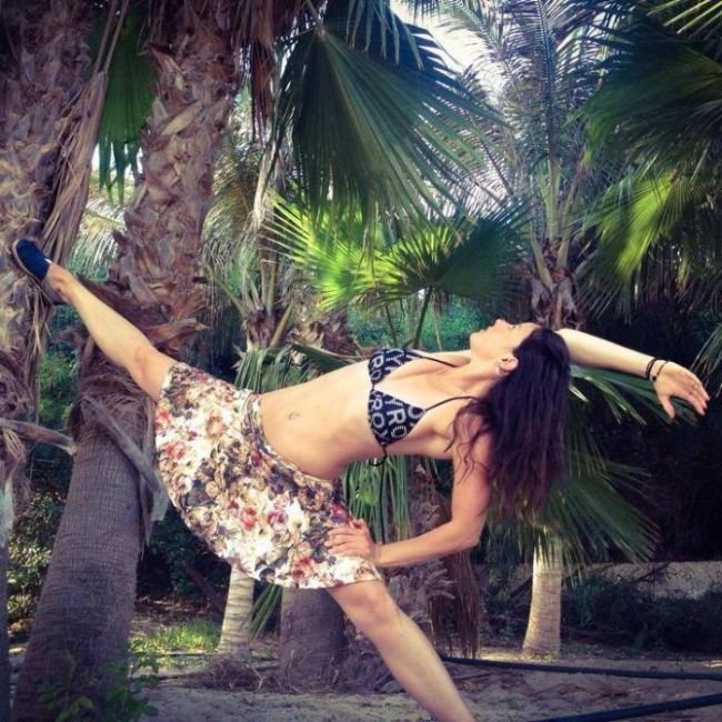 You Won't Believe How Flexible Chloe Bruce Is