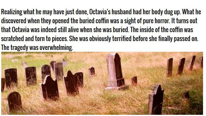 Thinking His Wife Was Dead, This Man Buried Her Alive