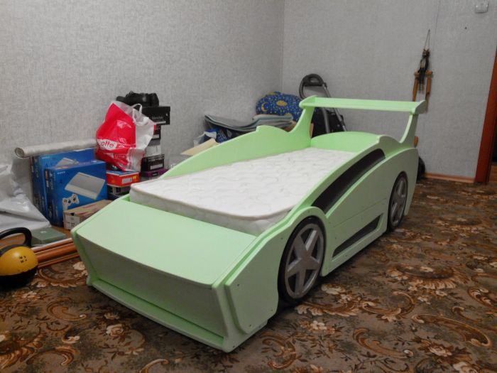 This Kid Now Has The Coolest Bed Ever