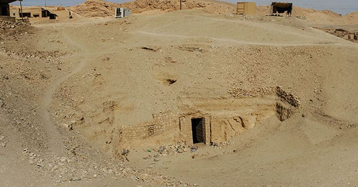 Archaeologists Uncover The Mythical Tomb Of Osiris In Egypt