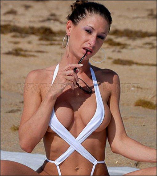 Slingshot Bikini Girls